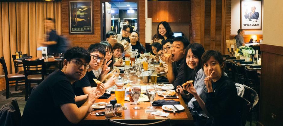 公司聚餐吃 GB house