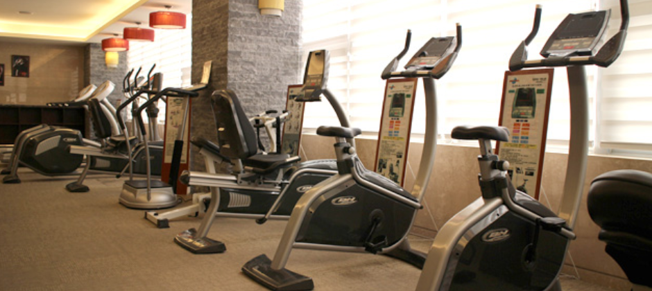 園區健身房