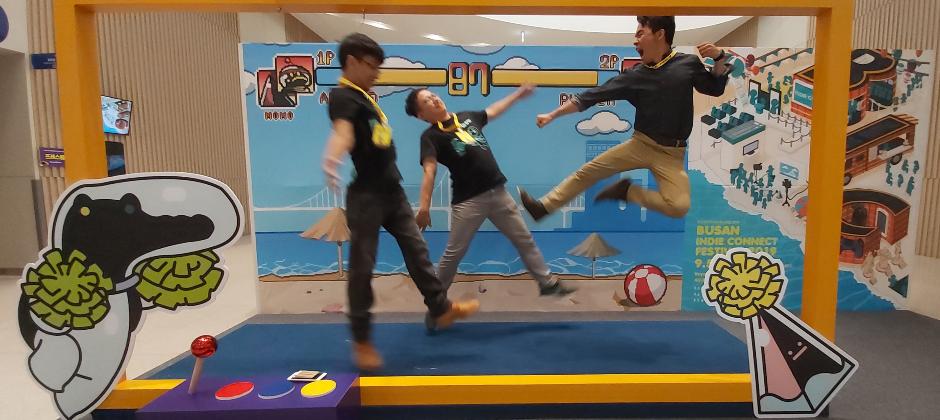 2019韓國獨立遊戲電玩展
