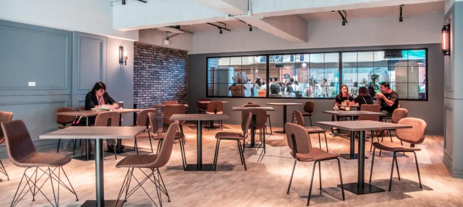 C.C.Cafe 兆咖,我們自己的餐飲品牌,美麗的空間和餐點,還有員工優惠