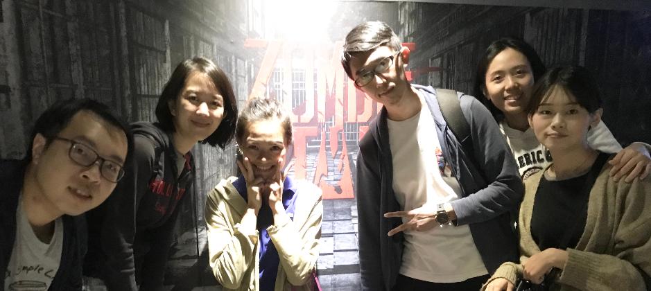公司團康VR體驗活動