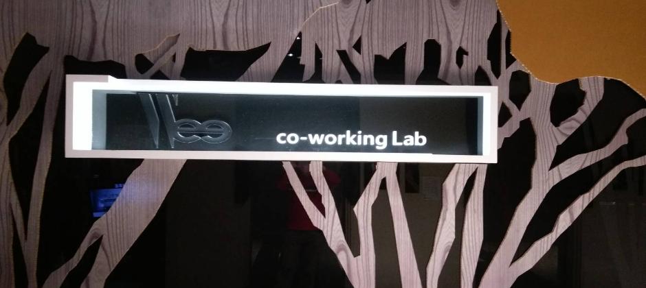 高雄辦公室co-working Lab