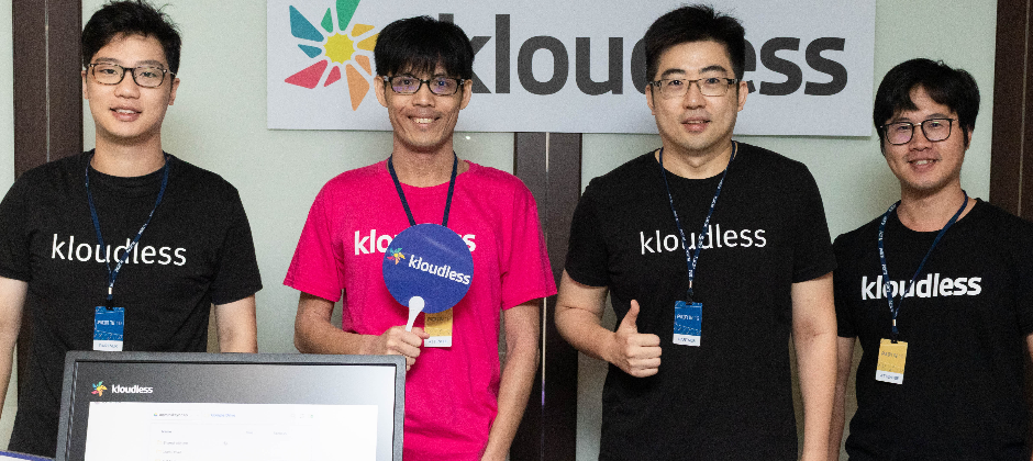 Kloudless Taipei team 參加並贊助 [2019 PyCon]活動