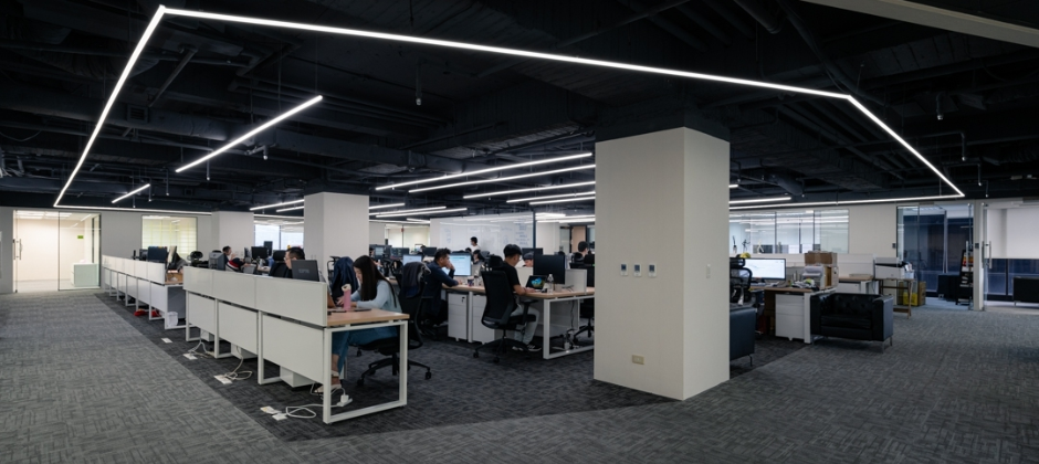 Hard Core Tech Office Overview
