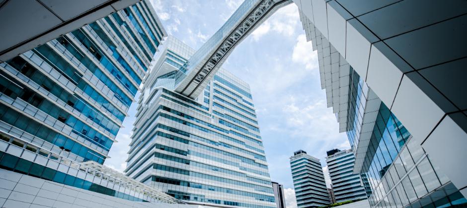 中國信託南港金融園區