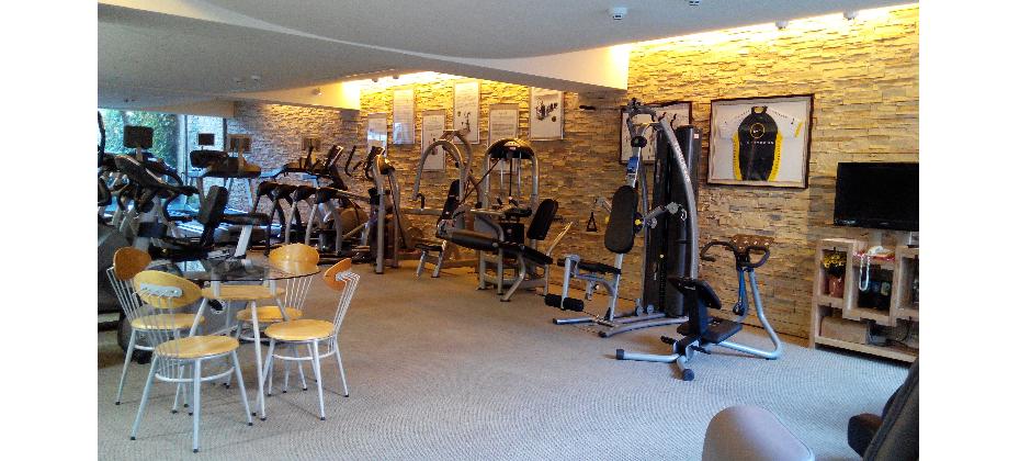 員工健身房