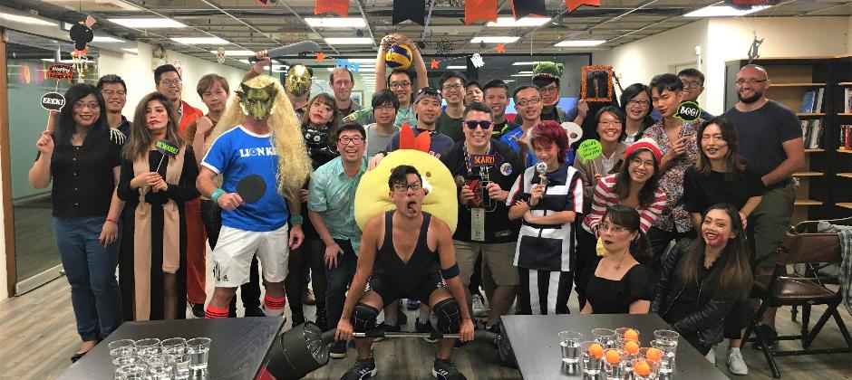 Taipei team!