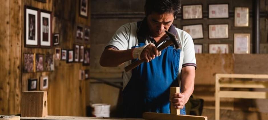 傳統木藝走入生活品味 桃園三和木藝
