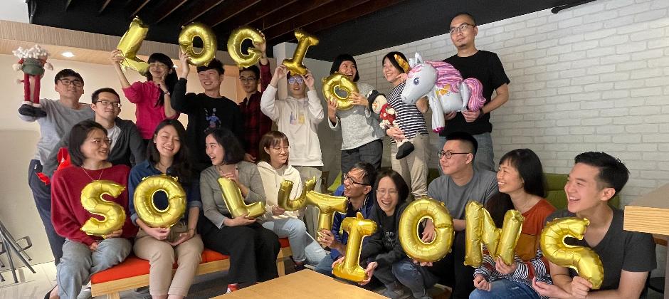 Logic Solutions Taiwan!
