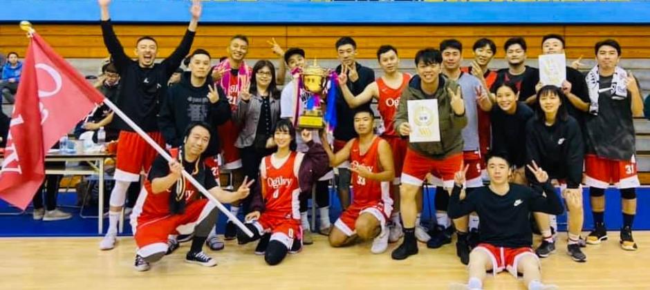 #奧美籃球隊#4A籃球賽冠軍